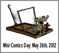 mini comics day